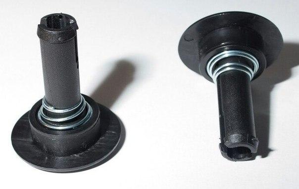 Как сделать втулки для колес своими руками